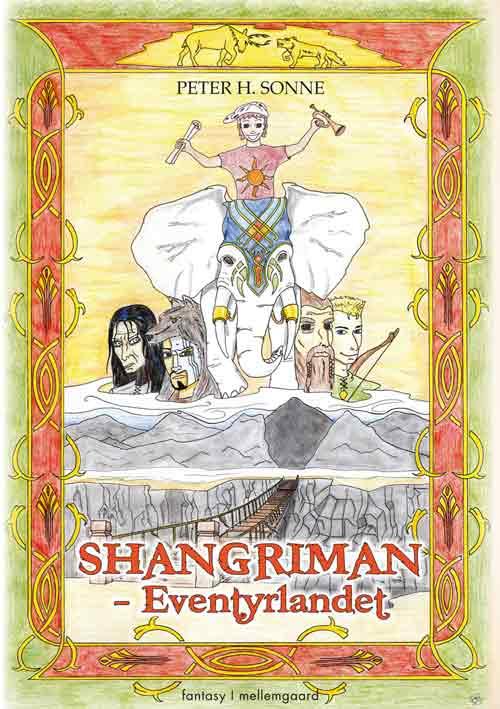 Shangriman bogforside