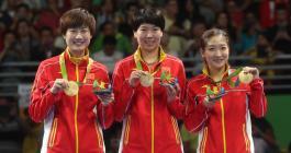 Kina hold OL 2016