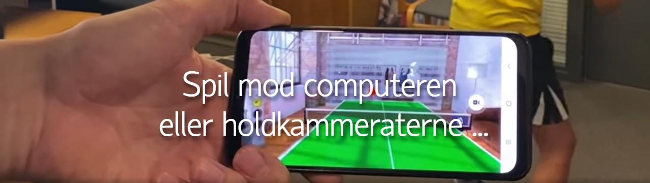 Også e-bordtennis! Klik og se video.